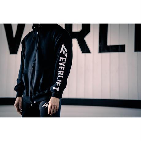【受注生産】EVLT Zip hoodie [送料込]