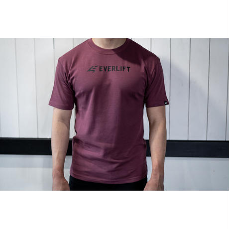 Center LOGO T-shirts(BUR)