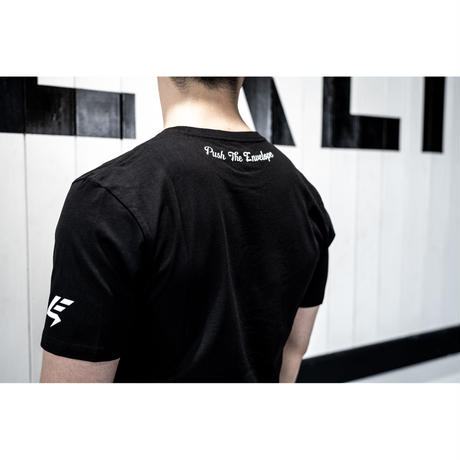 LOGO Competiton T-shirts (BLK)