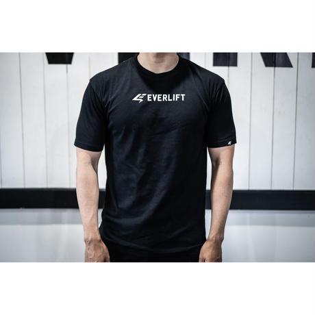 Center LOGO T-shirts(BLK)