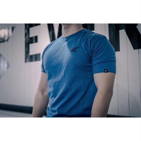 Basic T-shirt(BLU)