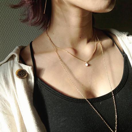 14kgf Kyoto Opal Necklace