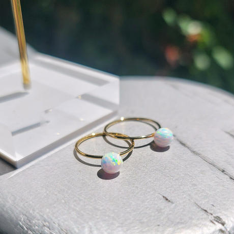 14kgf Kyoto Opal Ring