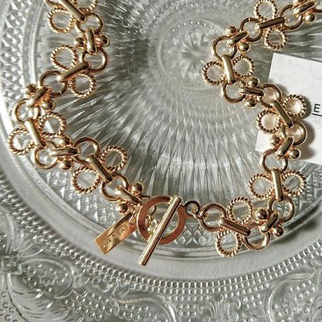 Gold Design Choker