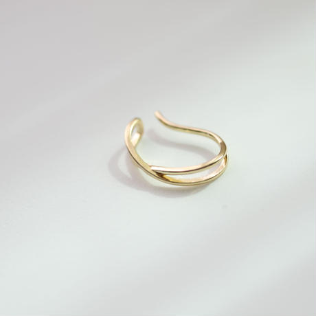 Bridge Earcuff(ゴールド)【E49-321G】