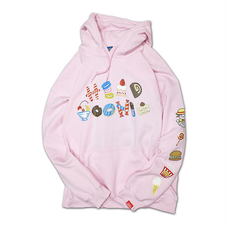 SWEETS GOONIE HOODY SWEAT