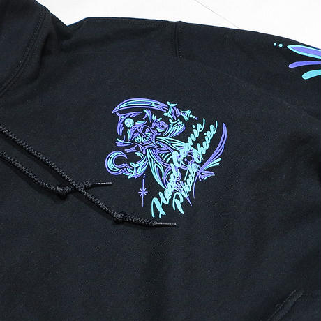 PIRATE PINSTRIPE HOODY SWEAT
