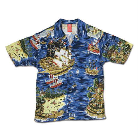 PIRATES ISLAND ALOHA SHIRTS