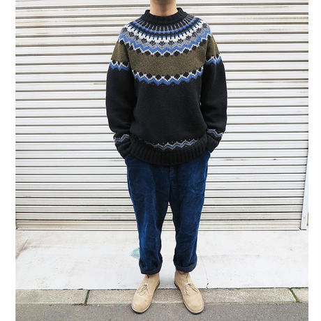 NORDIC KNIT JUMPER