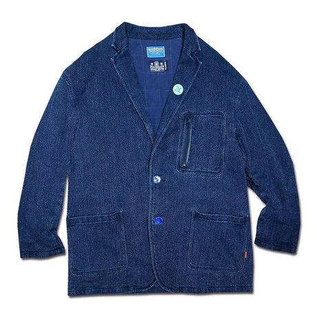 SASHIKO TAILORED JACKET