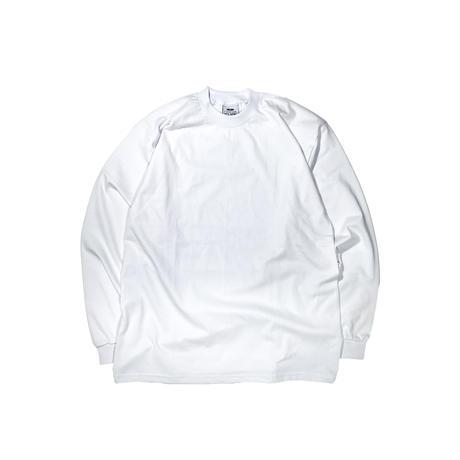 PRO CLUB HEAVY WEIGHT L/S T-Shirts (WHITE) 2XL