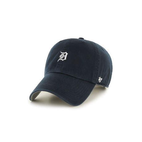 '47 BASE RUNNER CLEAN UP DETROIT TIGERS (NAVY)