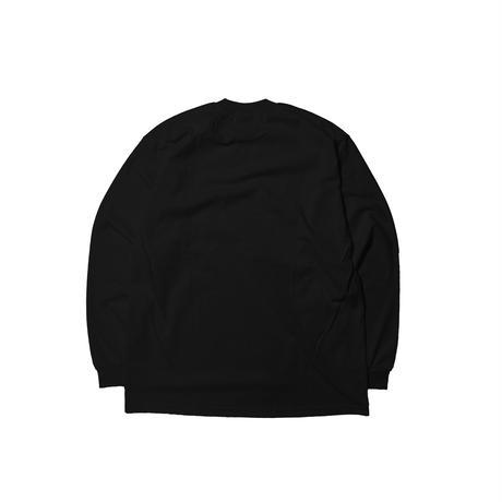 PRO CLUB HEAVY WEIGHT L/S T-Shirts ( BLACK) 3XL