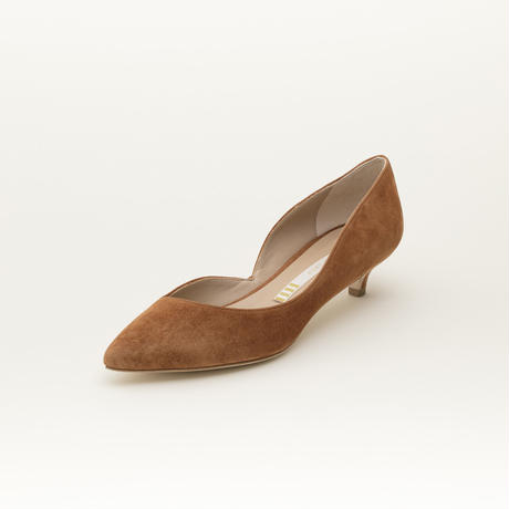 D'ORSAY PUMPS COCOA