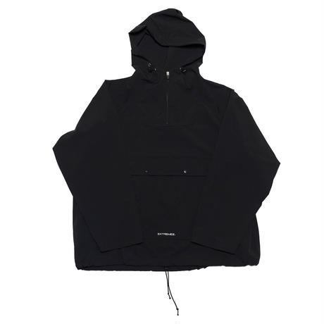 PACKABLE ANORAK JACKET/BLACK/EZB0190003