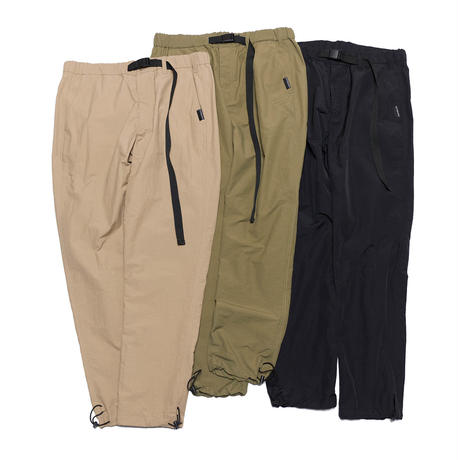 N/C STRETCH TAPERED CLIMBING PANTS/BLACK/EZP0190007