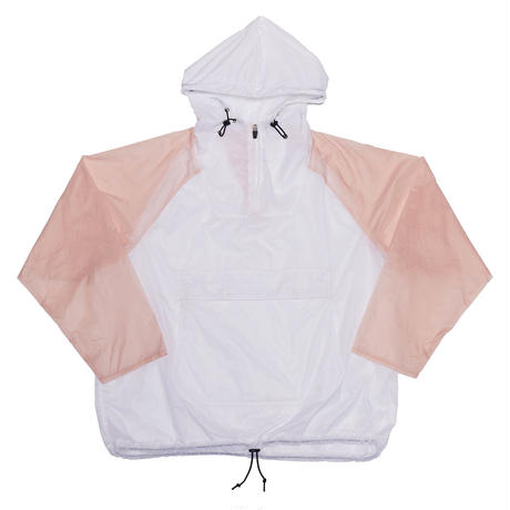 PACKABLE BI COLOR ANORAK JACKET/OFF/EZB0190004