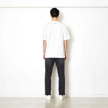 PRINTED Z-MARK BASIC T-SHIRT/OFF/EZT0190014