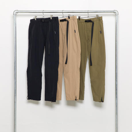 N/C STRETCH TAPERED CLIMBING PANTS/BEIGE/EZP0190007