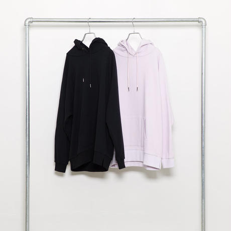 BIG SILHOUETTE FOODIED SWEATSHIRT/PURPLE/EZT0190005