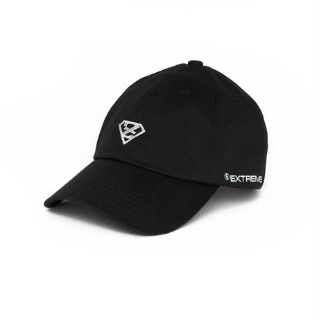 SHELTECH-BASEBALL CAP/BLACK/EZZ0190001