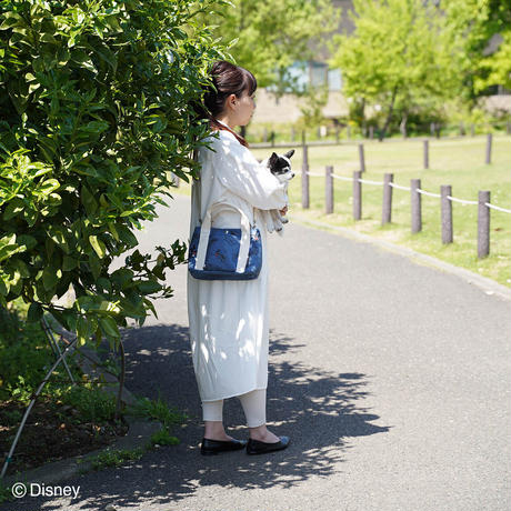 DISNEY 2WAYお散歩トートバッグ
