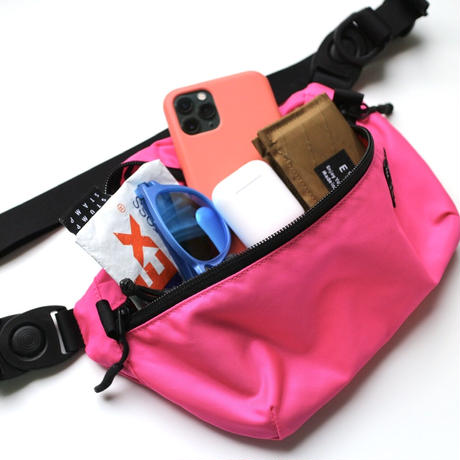 "EYL ""Waist Bag"" Hot Pink"