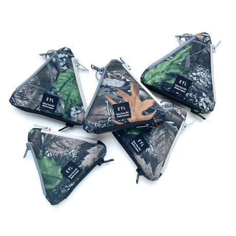 EYL triangle coin purse Backwoods Camo