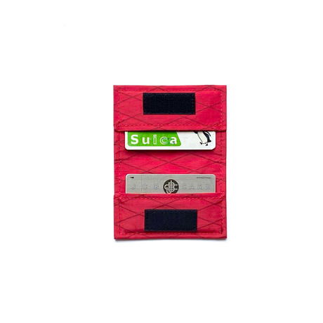 "EYL ""Just a Card Case"" Red"