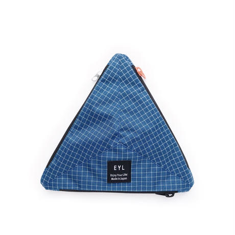 "EYL ""Medium Pouch"" Dyneema 210 denier X-grid Blue"