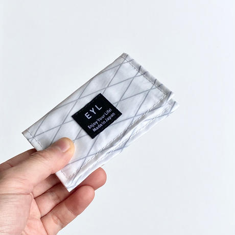 "EYL ""Just a Card Case"" White"