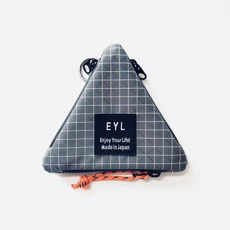 EYL coin purse Dyneema 210  denier X-grid