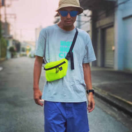 "EYL ""Waist Bag"" Fluorescent Yellow"