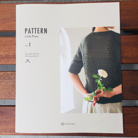 DARUMA PATTERN  Little Press vol.2
