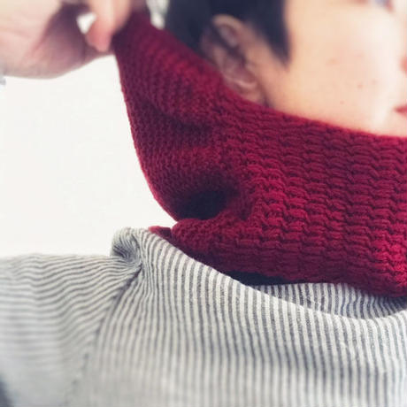ffCowl by rie   ダウンロードパターン