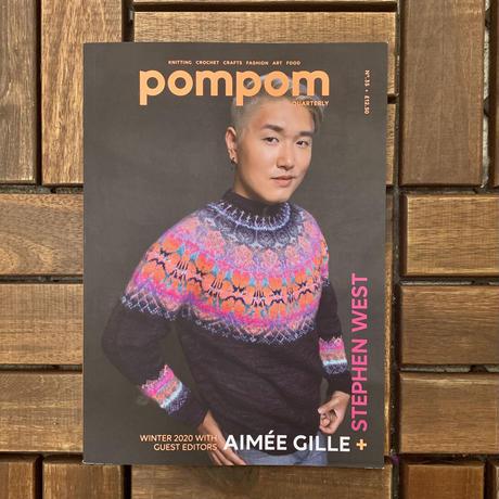 Pompom issue 35  2020 冬号 (英文  )再入荷!