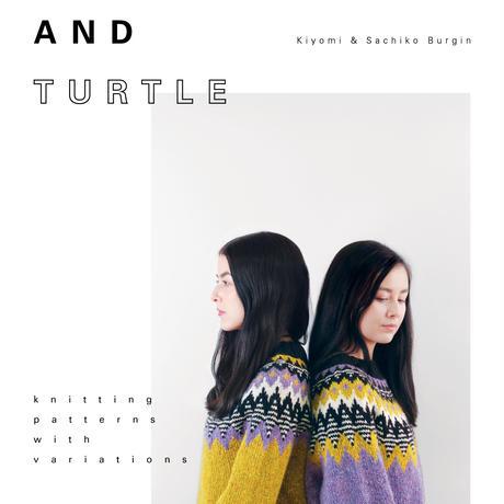MOON & TURTLE Kiyomi & Sachiko Burgin *こちらの商品は単独でお買い上げ下さい (英文)