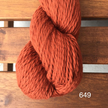 BLUESKYFIBERS ORGANIC COTTON worsted (カラー)