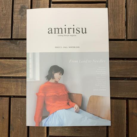 amirisu ISSUE21 FALL/WINTER  2020  日本語版