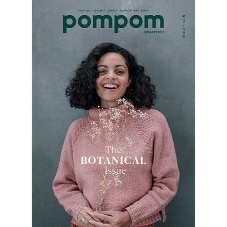 Pom Pom  issue 28 The BOTANICAL Issue28