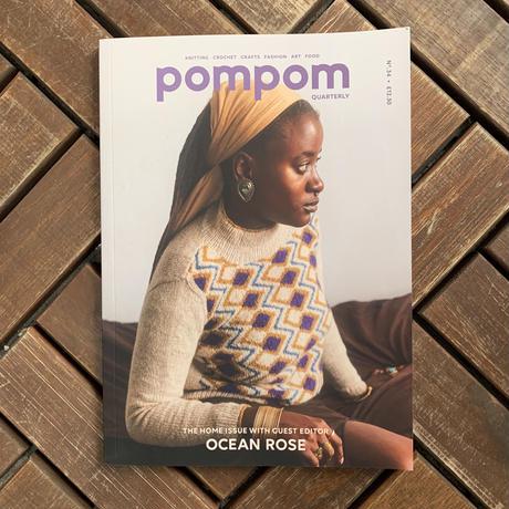 Pompom issue 34  2020 秋号 英文