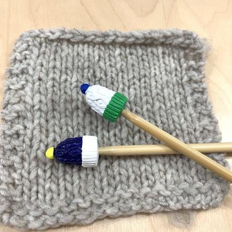 DARUMA 編み針キャップ
