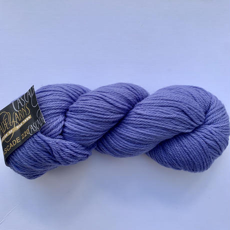 cascade 220 Heather 9659   Lavender Violet