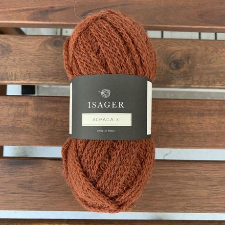 Helga Isager    VIENNA  キット (糸と日本語印刷パターン)