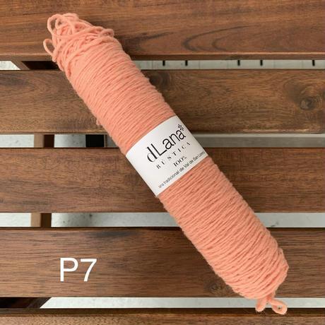 dLana* Artisan Yarn / Rustic Wool 100g ボビン カラー*こちらの商品は単独でお求めください