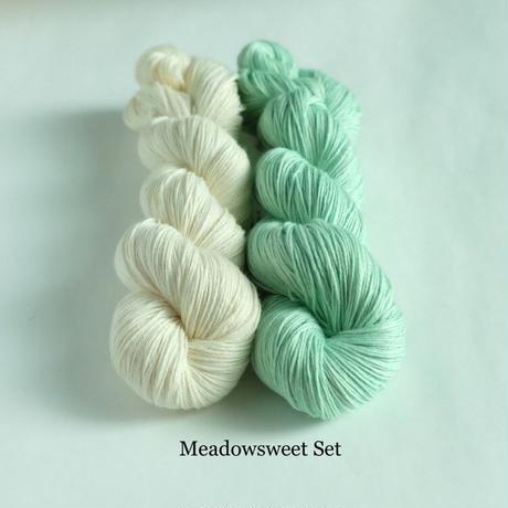 Chappy yarn for ブリティシュレース Meadowsweet