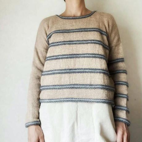 BROGUNA sweater  糸セット サイズ1、2、(3)カラーバージョン