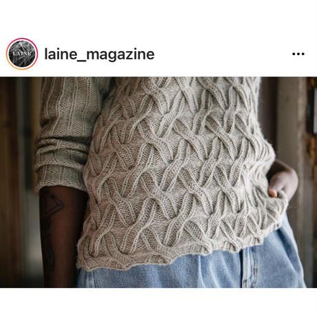Laine 12 2021 (英文)★こちらの商品は単独でお買い上げ下さい
