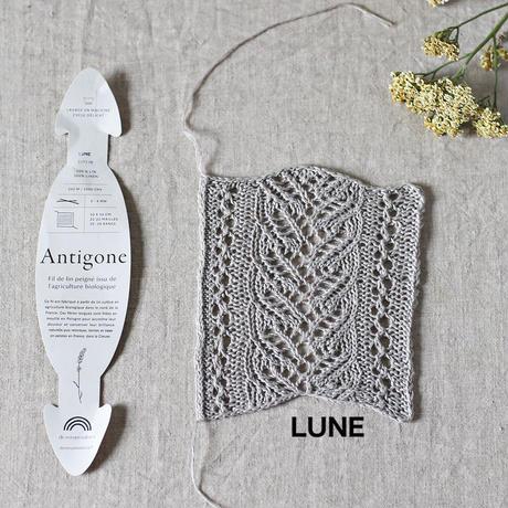 Antigone by De Rerum  Natura オーガニックリネン 2021新色