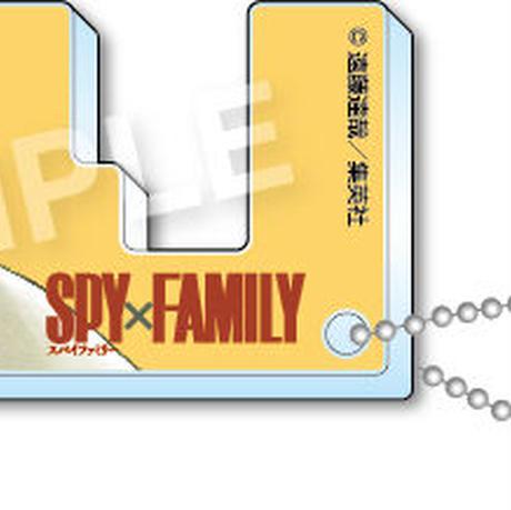 SPY×FAMILY ボールチェーン付スマホスタンド3